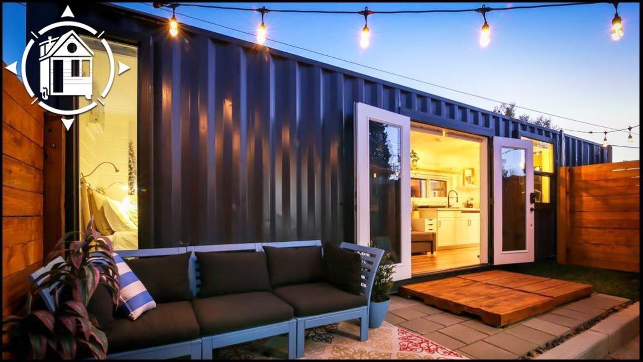 Modern Container House Design Floor Plans Saddlebox 640