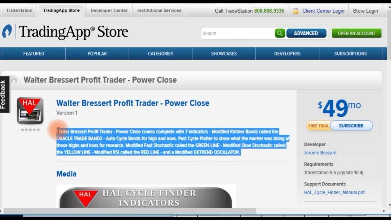 Tradestation login - Completely free binary signals
