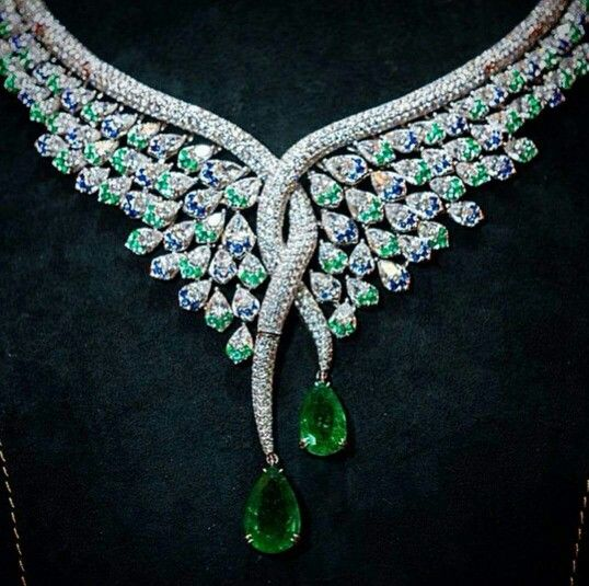 jewelry expensive the world most jerezwine in diamond necklace