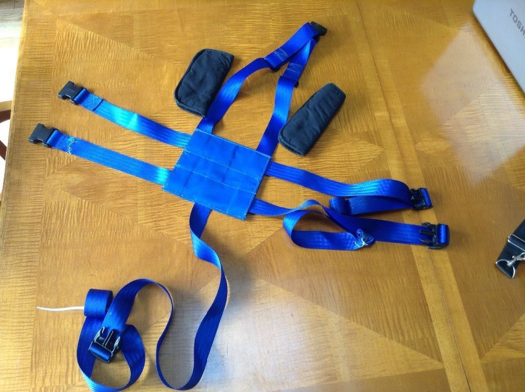 Crelling special needs harness model 13 child