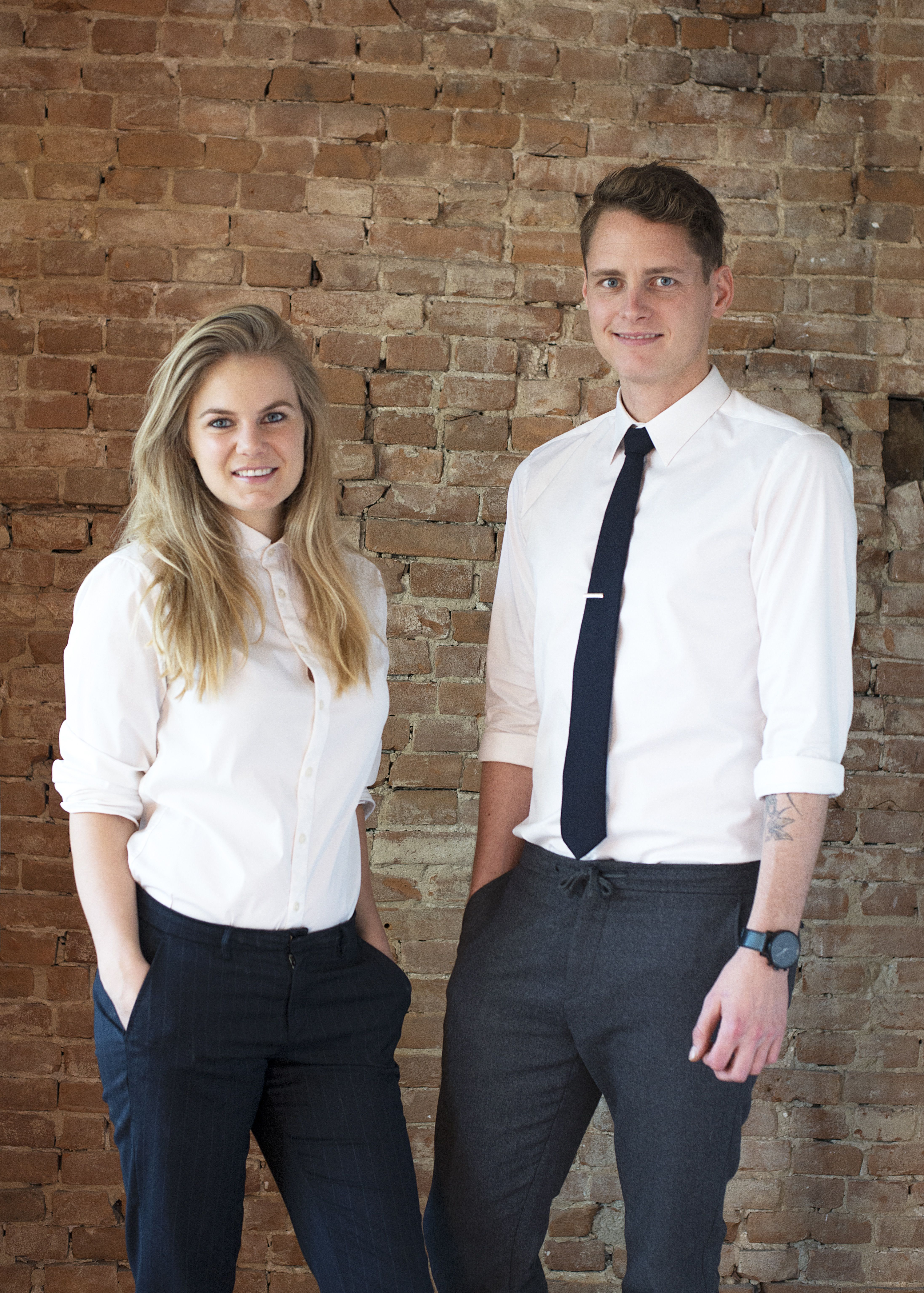 Meet Labfresh founders Lotte and Kasper! The duo founded Labfresh in 2016 with the notion of saving people time, money, and the environment by creating a sustainable and stylish clothing company. The result is a breathable, wrinkle-free, and stain-repellent of line menswear. Visit our website https://labfresh.eu/ to learn more and shop the collection!