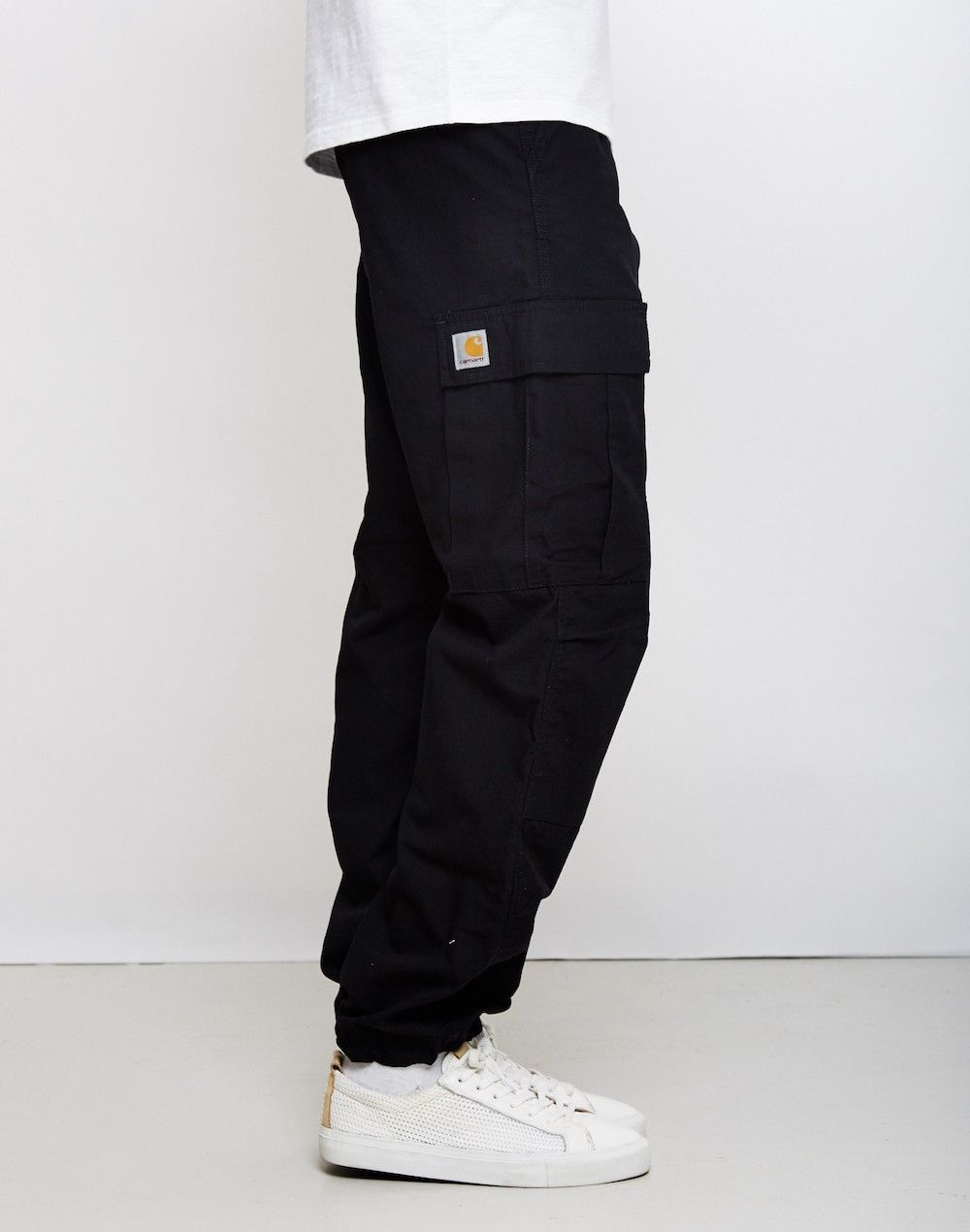 d9eb15b65e carhartt wip regular cargo pant black | What to wear in 2019 | Cargo ...