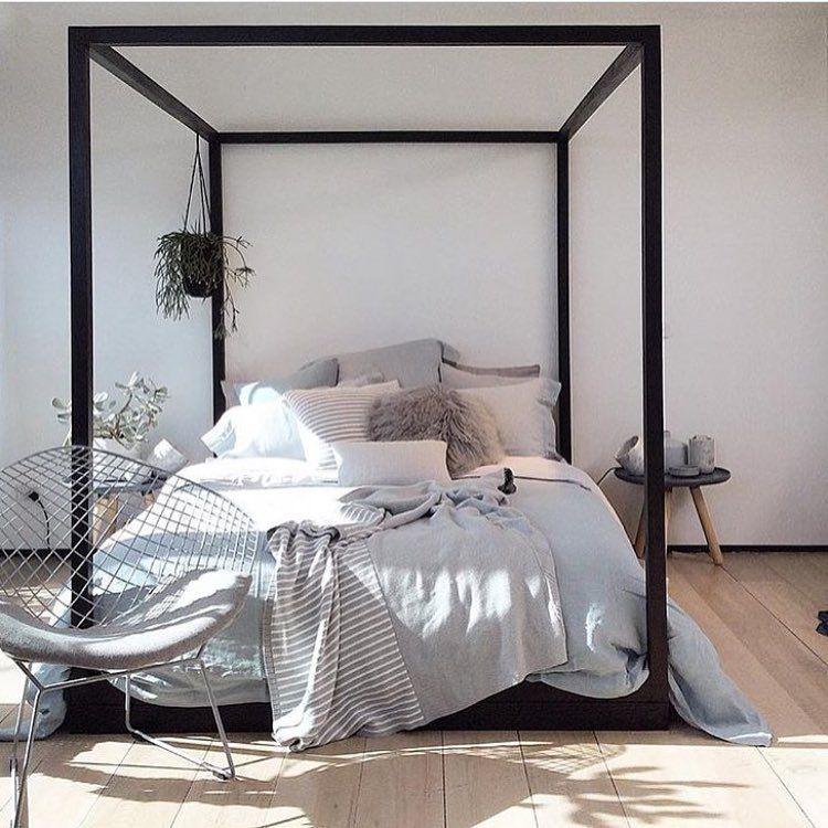 Sängram sänghimmel Future House Pinterest Bedrooms, Interiors and Room
