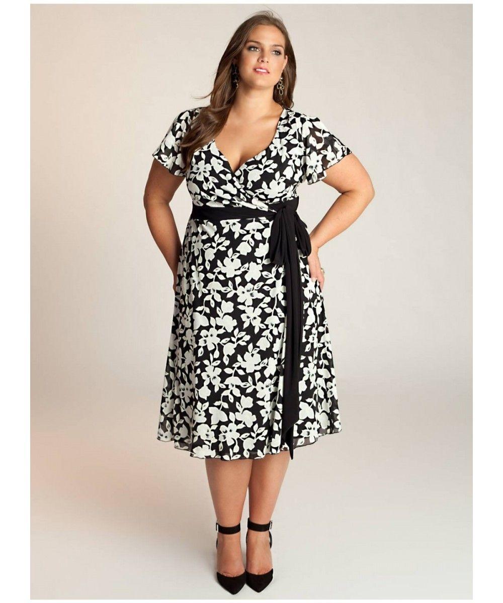 moda tallas grandes vipmujer | modas | Pinterest | Kleider