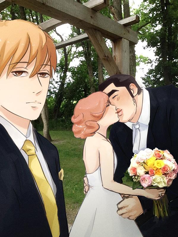 Ore Monogatari My love story anime, Anime, Anime inspired