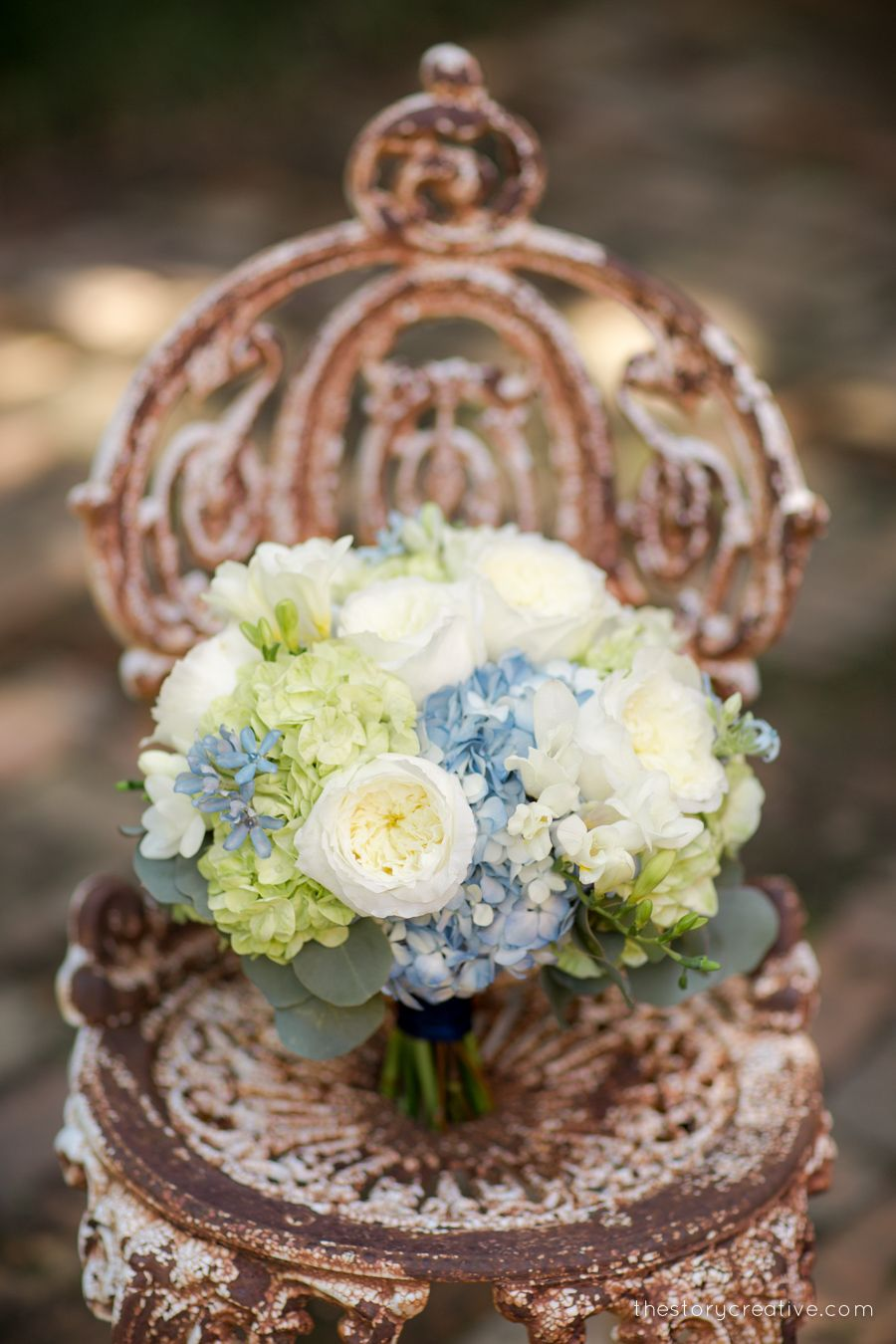 Wedding dress dream meaning  Garden rose hydrangeas hypericum berries Beautiful Flowers by