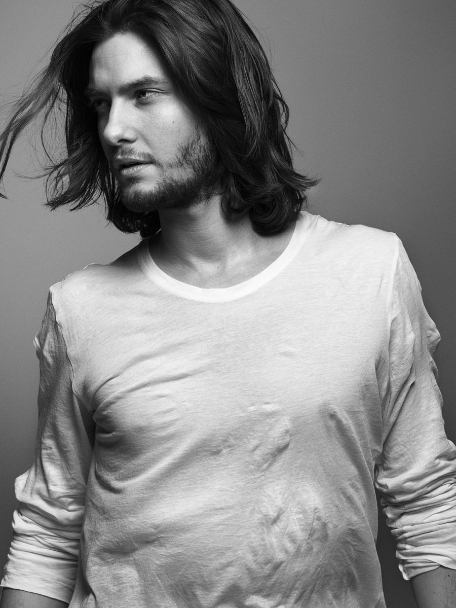 Ben Barnes by Mark Abrahams. Looks more his age in this picture