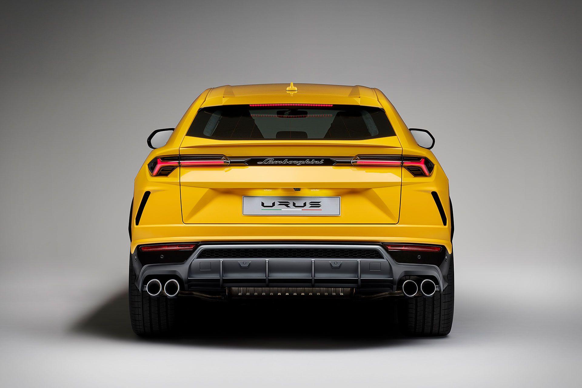 2018 Lamborghini Urus Lamborghini Super Cars Car Wallpapers