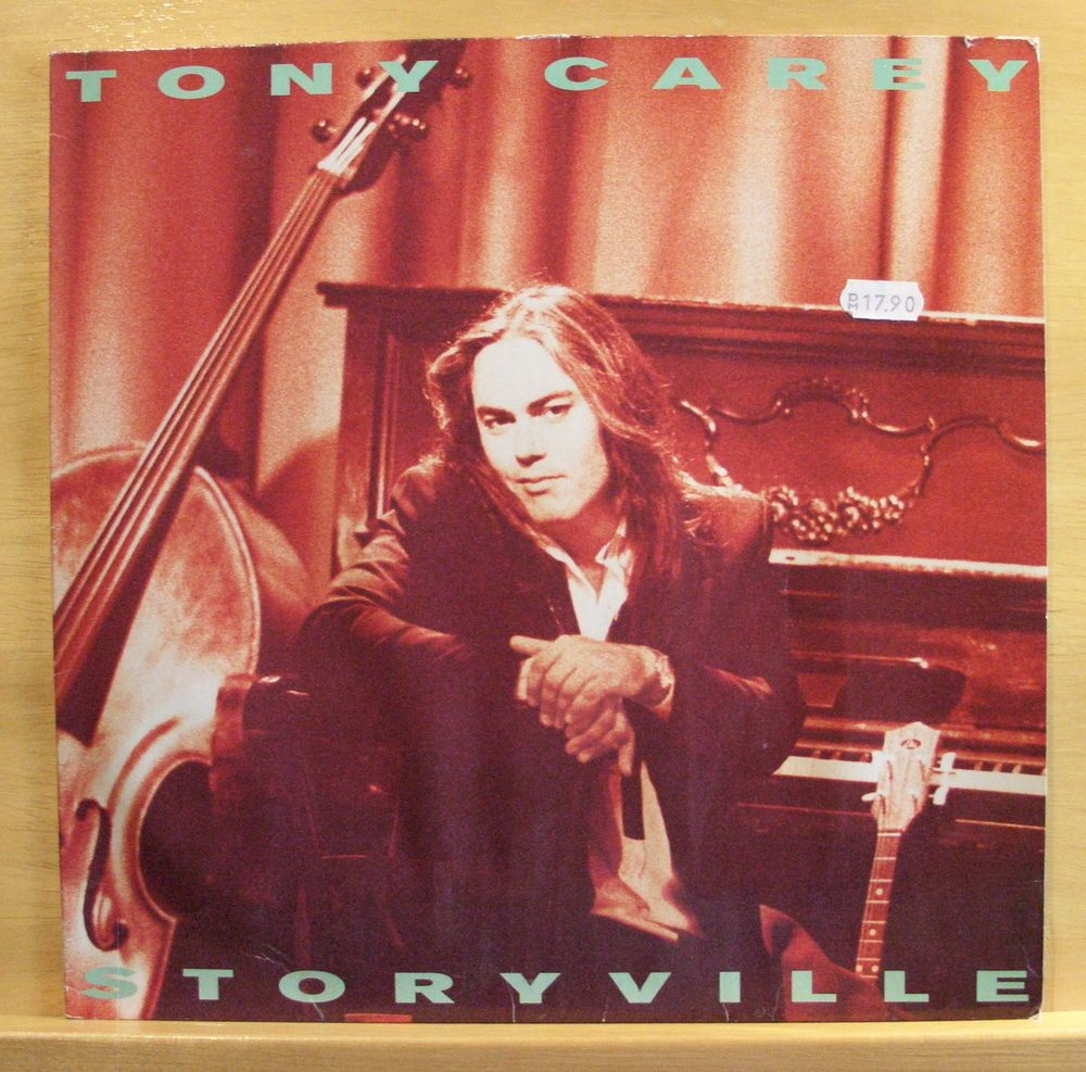 TONY CAREY - Storyville - mint minus minus - Vinyl LP - OIS - Top RARE
