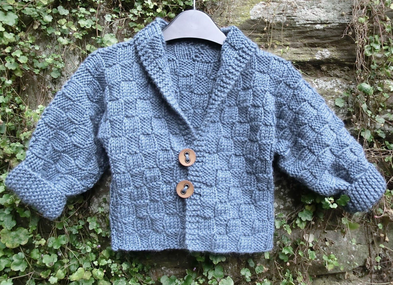 Free Baby Jacket Pattern | Free Pattern with Debbie Bliss Cashmerino ...