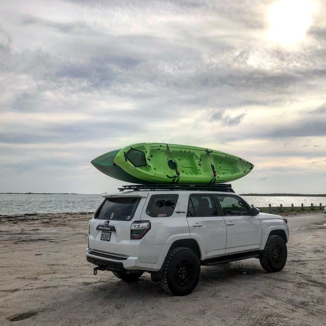 From The Mountains To The Beach She Is Always At Home Trdpro4runner Trd Toyota Beach Saltlife Florida Honeymoonisland Toyota 4runner 4runner Dream Cars
