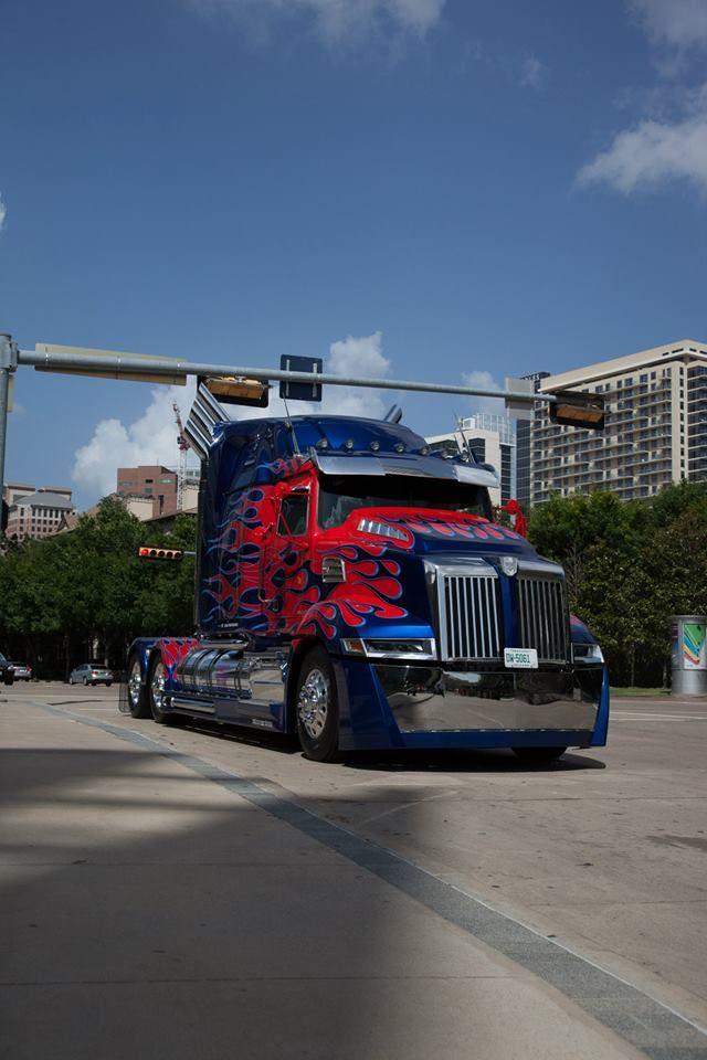 Optimus Prime Http Blog Uber Com Ubertransformers With Images