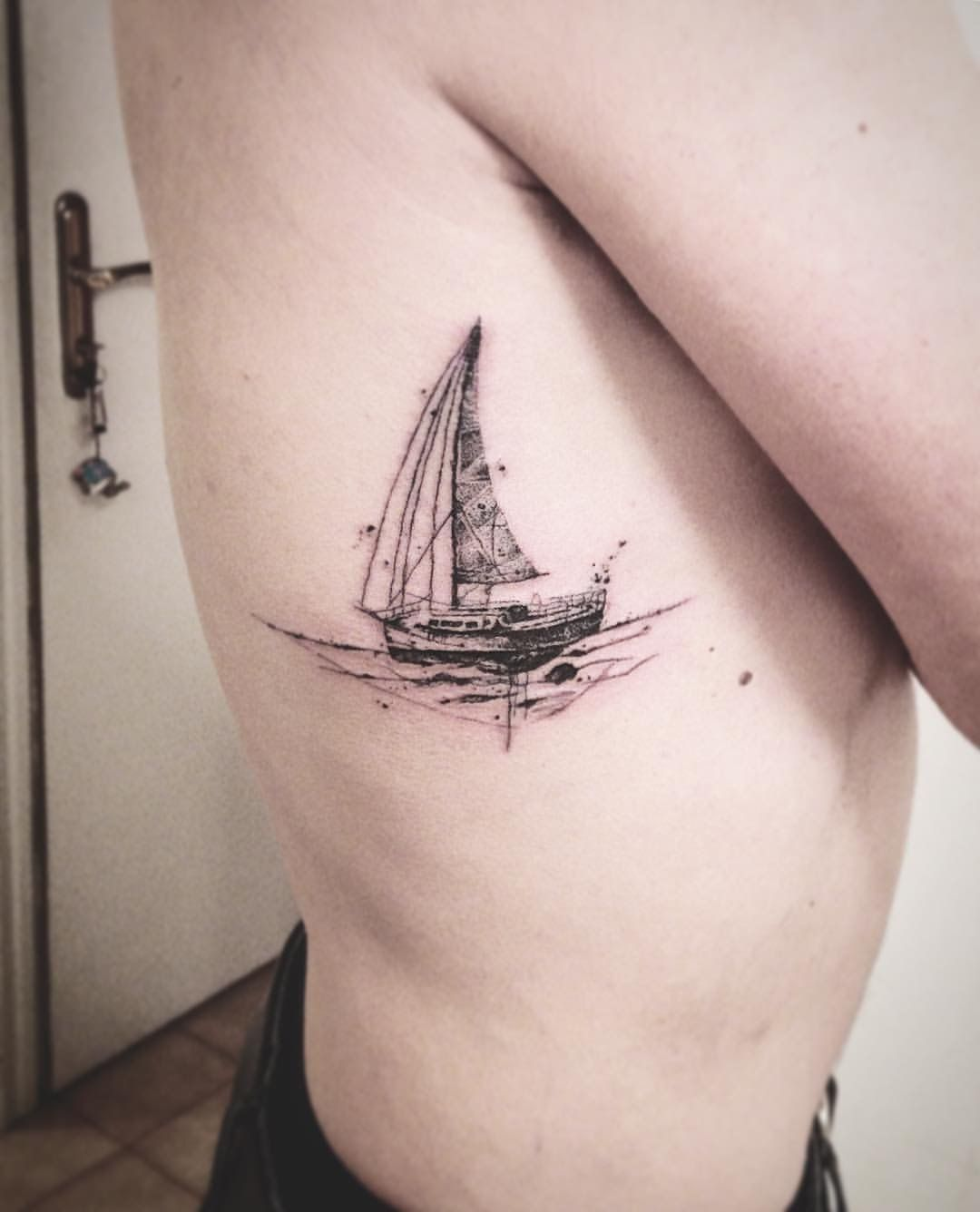 The pirate ship tattoo is one of the most unique and it is preferred by many people. Any lover of tattoos understands their flexibility in terms of design.