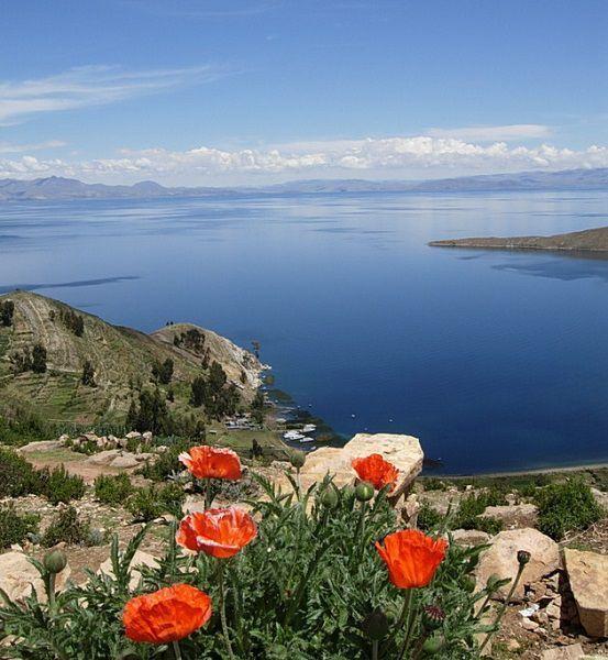 Озеро Титикака   Очарование природы.   Постила