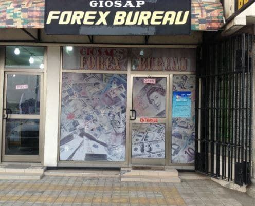 Bank of ghana forex rates