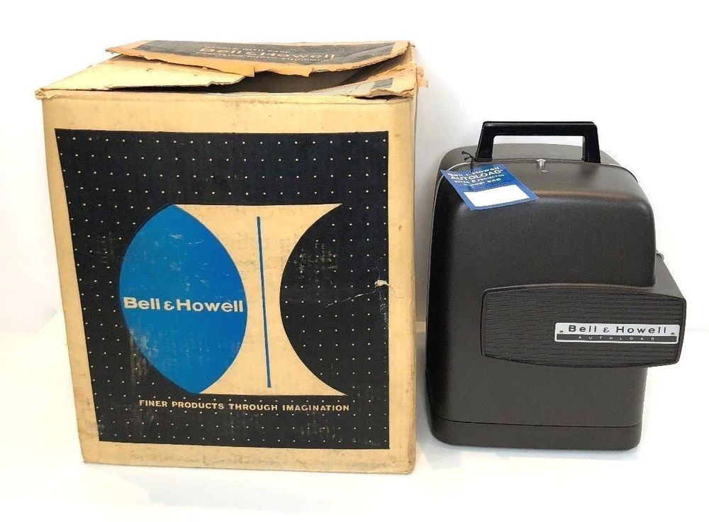 Details about Vintage Bell & Howell Super 8 Auto Load Movie