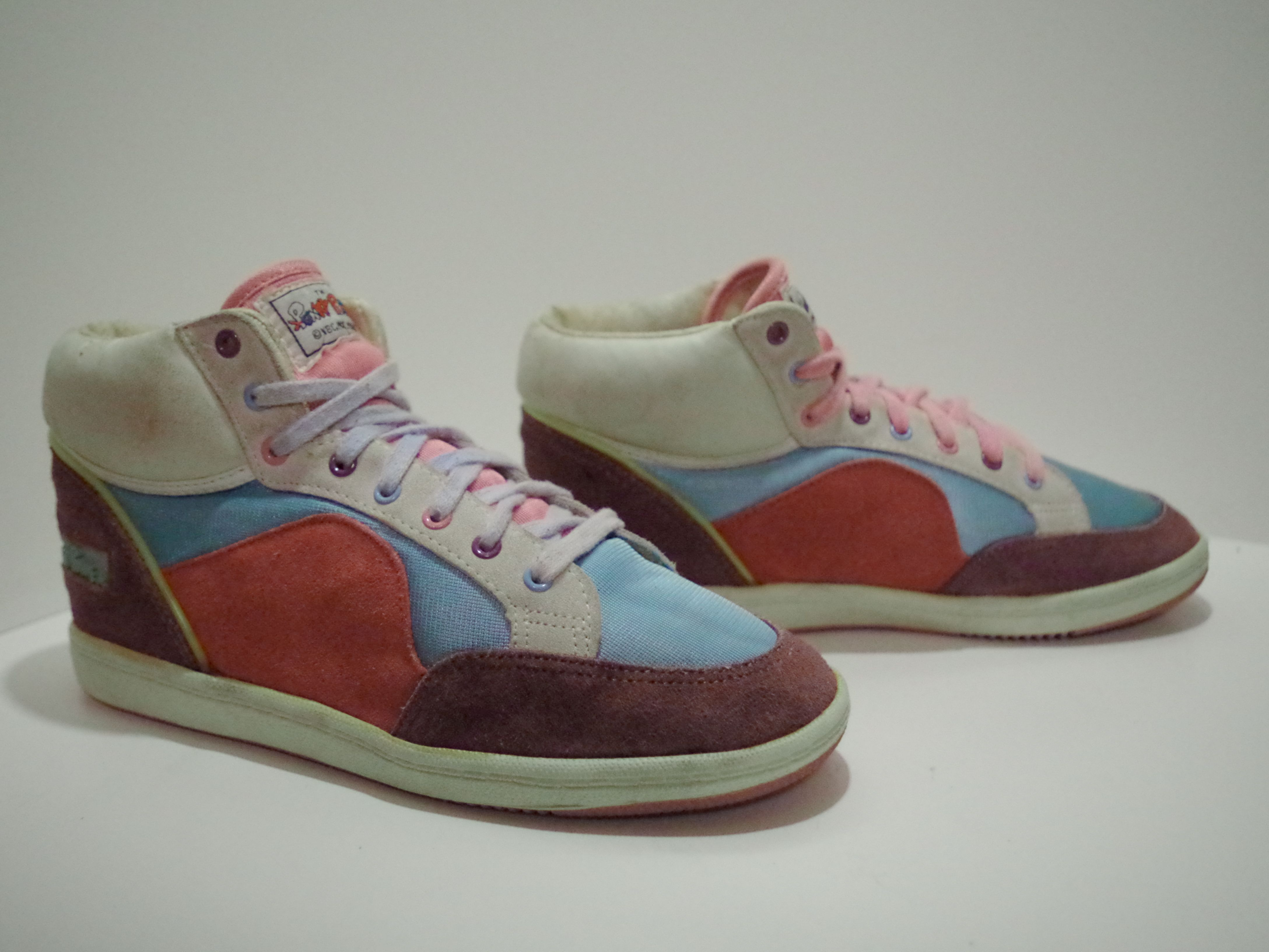I owned a pair of these Punky Brewster Shoes 1984 Girls