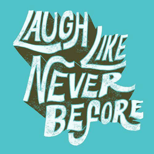 Lach! #smile #lachen #gezond