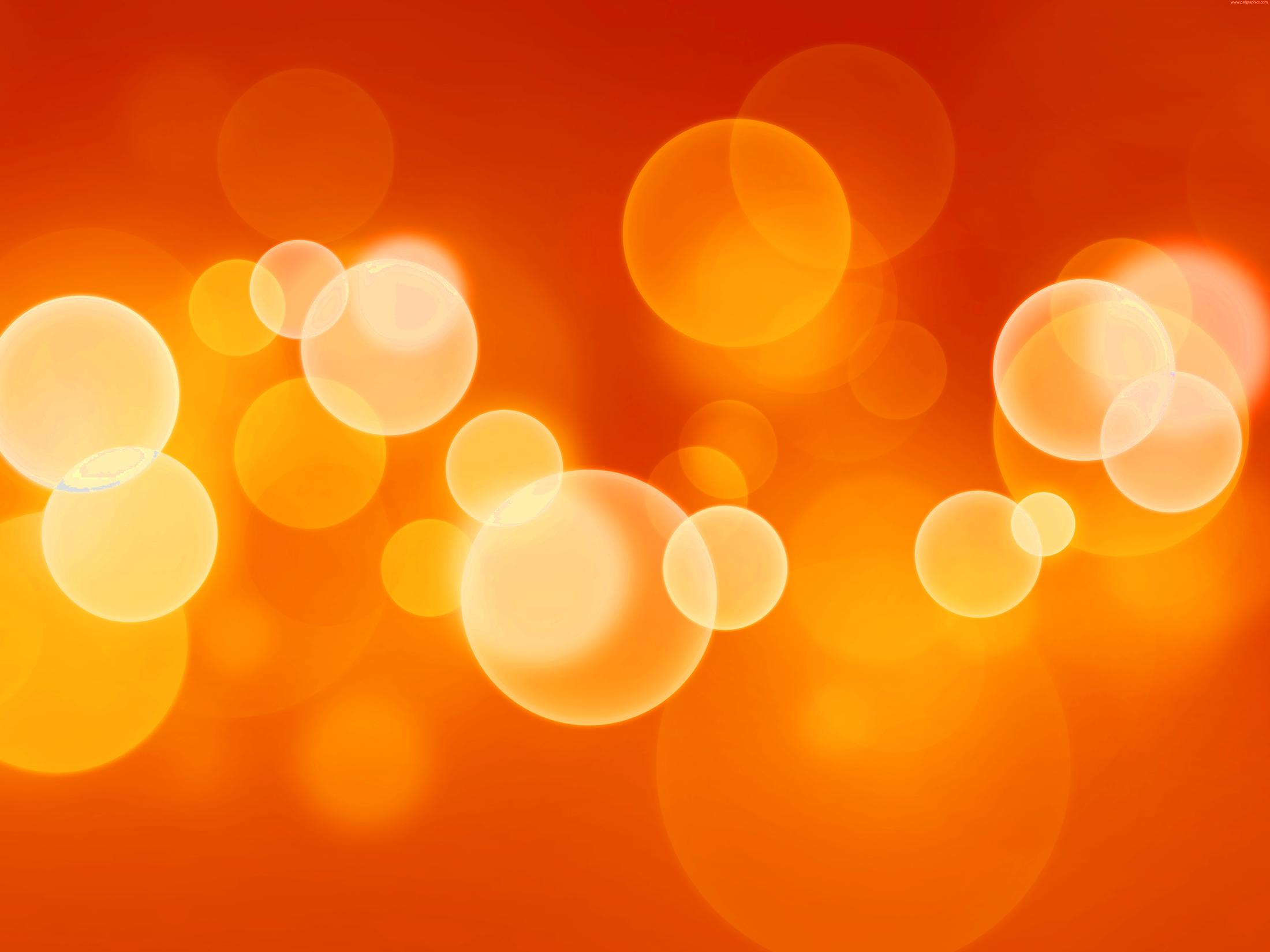 Cool Bokeh Orange Bokeh Background Textured Background Halo Backgrounds