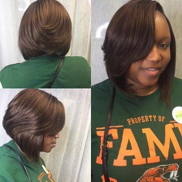Top 100 Milky Way Hair Photos Hair Included Quick Weave Bob Bobsbyjarah Milkywayhair Boblife Quickweavebob Boblif Hair Styles Hair Photo Weave Hairstyles