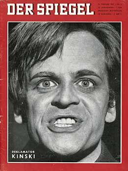 Klaus Kinski Filme