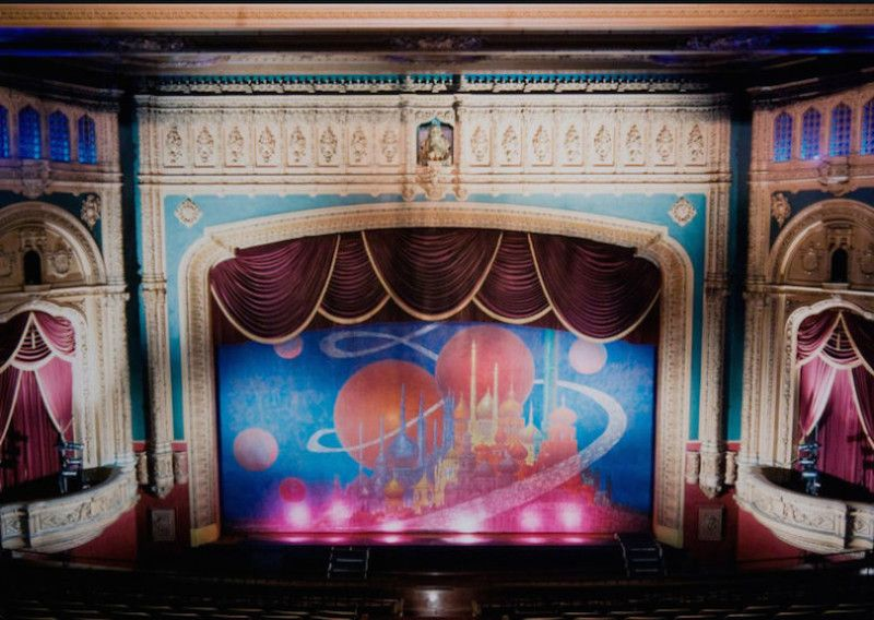 Historic Theaters By Stephanie Vlakens Cinema Architecture The Last Movie Historic Theater