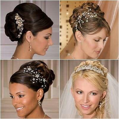 Peinados para  tu boda