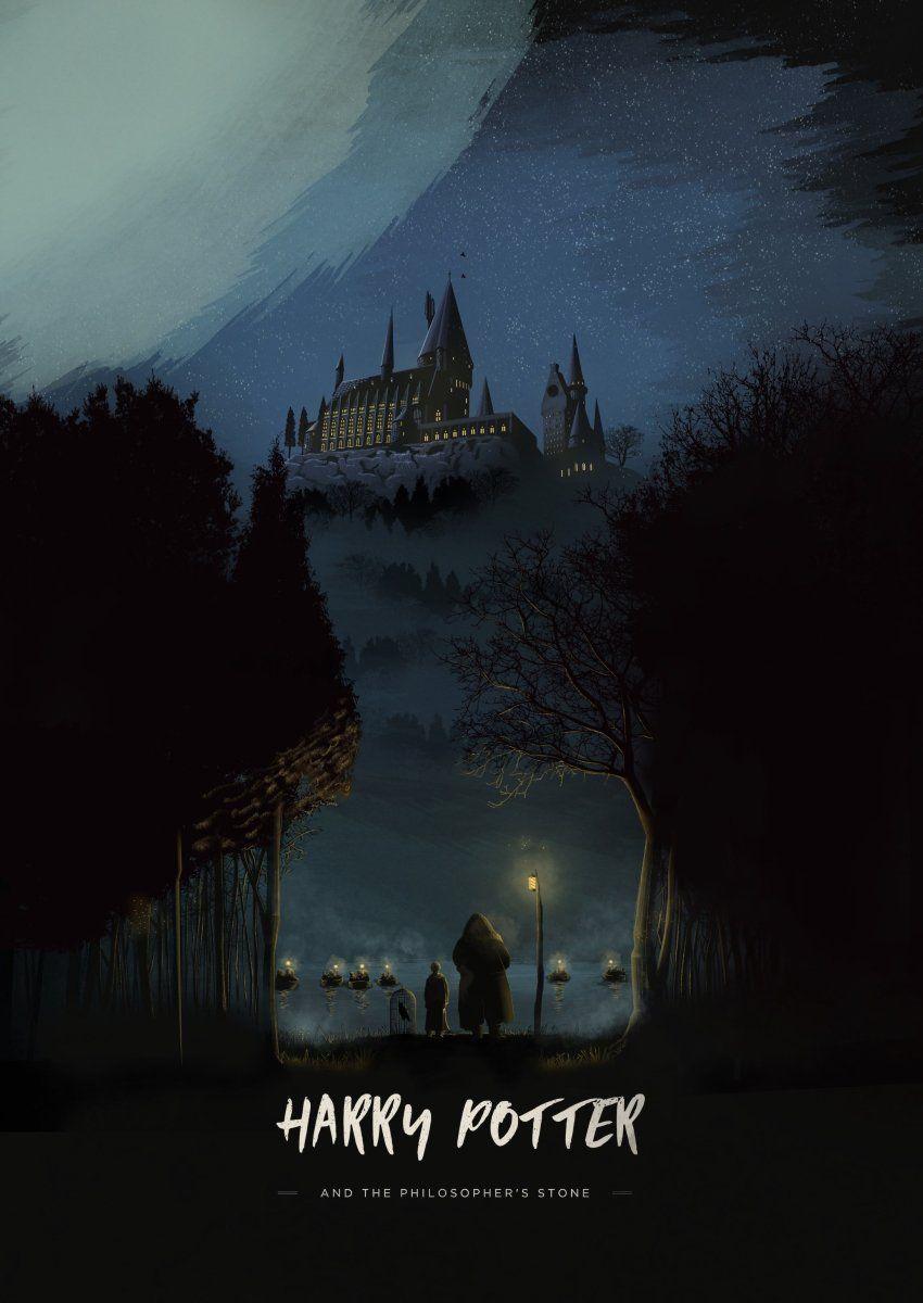 Ramon On Twitter Harry Potter Poster Harry Potter Film Alternative Filmplakate