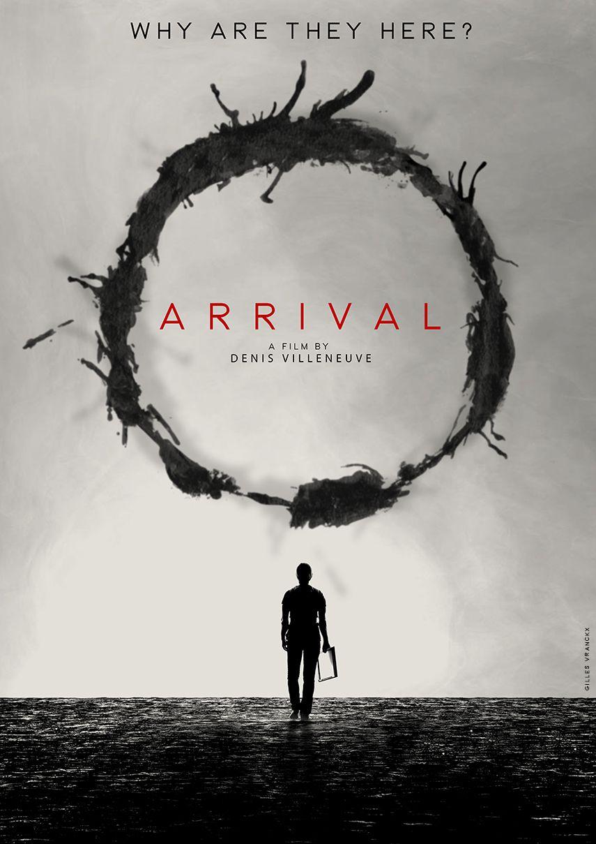 Resultado de imagen de arrival poster   Arrival movie, Best movie posters,  Cinema posters