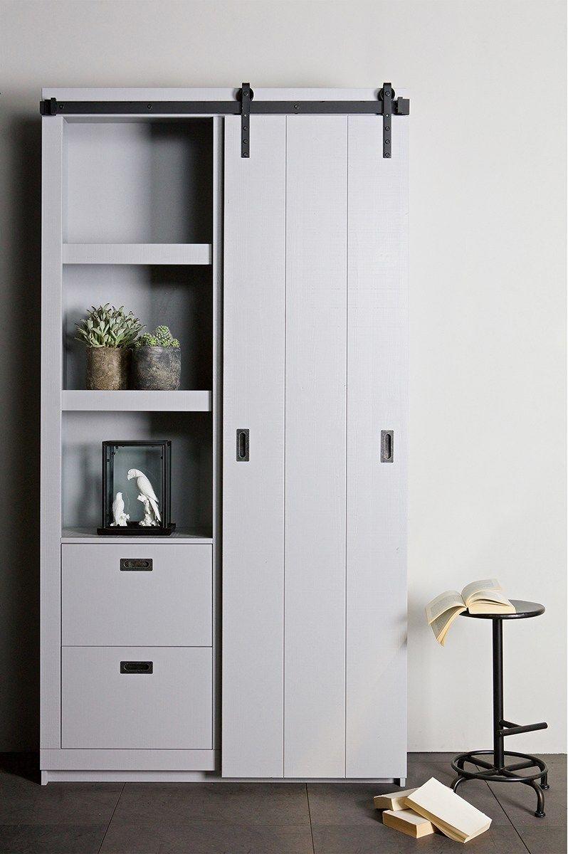 Slide Barn Pine Cabinet Pine Cabinets Cabinet Tall Cabinet Storage