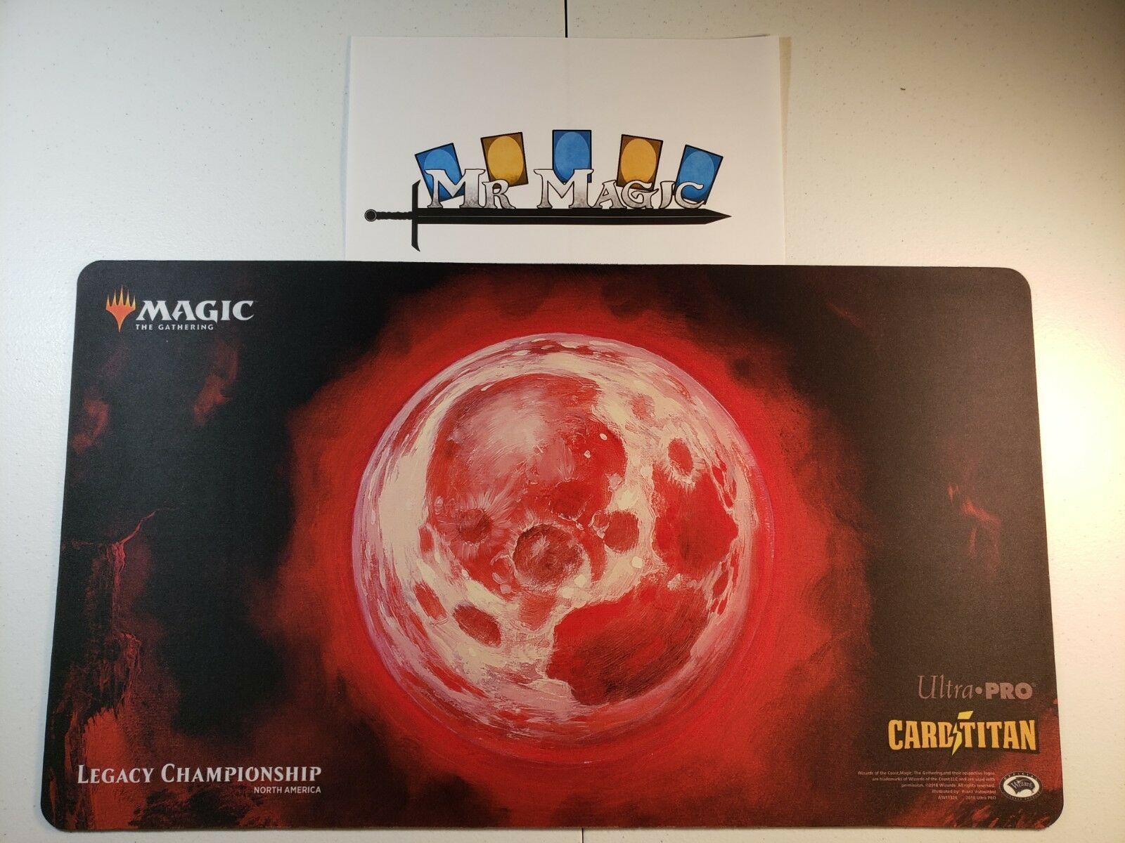 The Gathering Legendary Collection Elesh Norn Grand Cenobite Playmat Ultra Pro International Magic