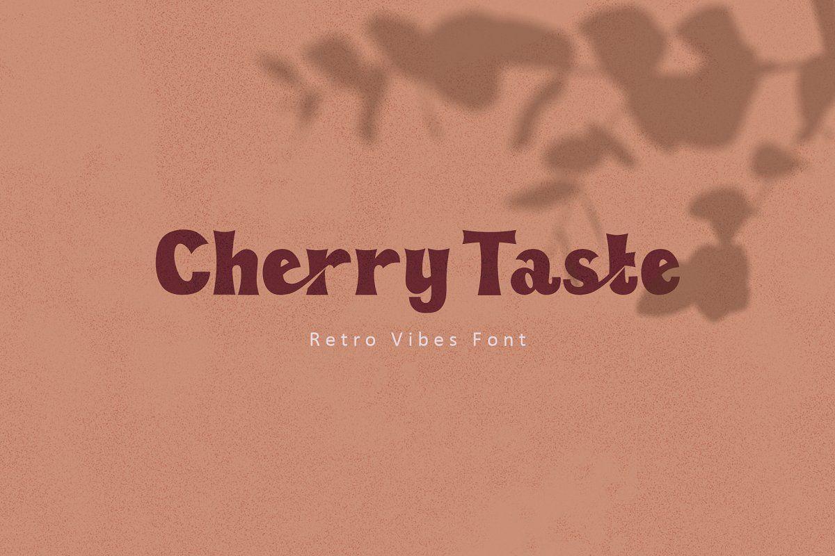 Retro Vibes Vintage Bold Font In 2020 Bold Fonts Retro Vibe Social Media Design Graphics