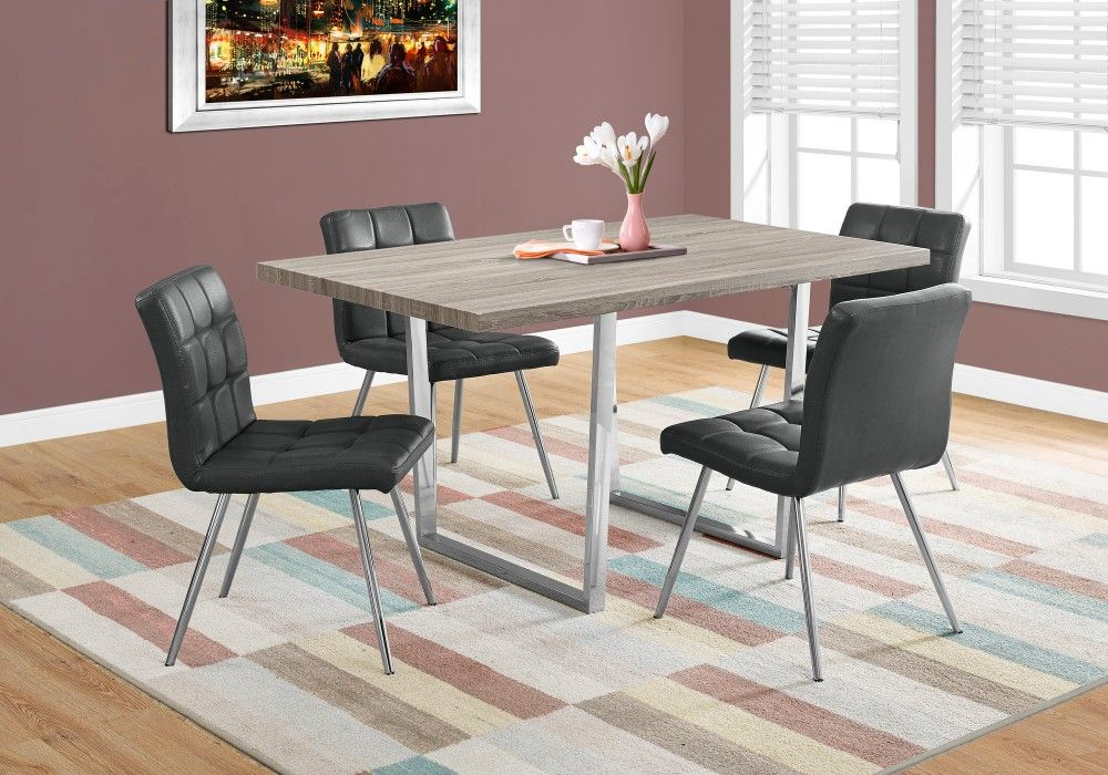 Alcott Hill Lauri 7 Piece Extendable Solid Wood Dining Set Table Colour Linen White Chair Colour Light Beige In 2020 Solid Wood Dining Set Outdoor Furniture Sets Rectangle Table