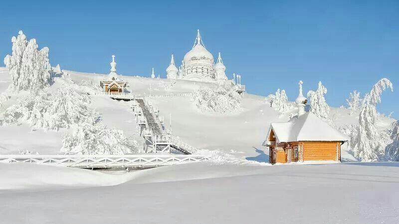 Today in Siberia