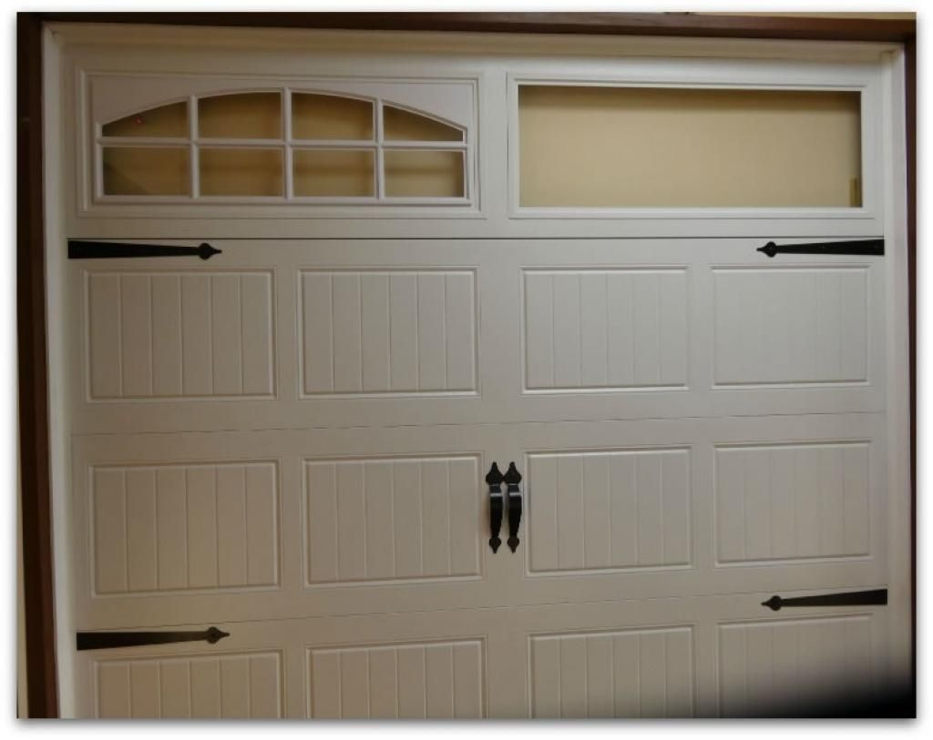 To Replace The Garage Door Window Inserts With Images