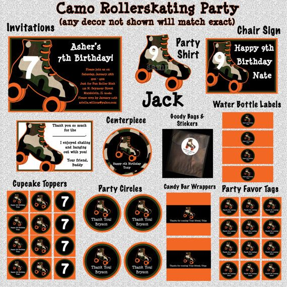 Boys roller skating party invitations and by cutiestiedyeboutique boys roller skating party invitations and by cutiestiedyeboutique 4400 filmwisefo Gallery