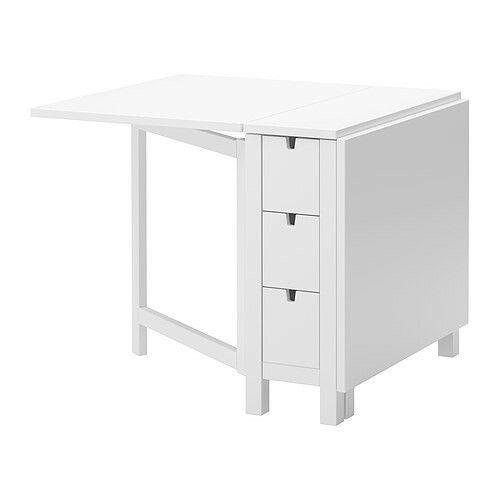 Platzsparender Tisch 139€ (Ikea)   Wohnung   Pinterest ...