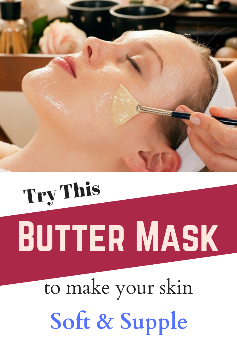 Try This Butter Face Mask To Make Your Skin Extra Soft And Smooth Like Never Before Diy Skin Skincare Skin Care Routine Steps Skin Natural Skin Care Routine