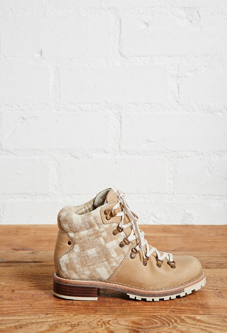617351ab808 Woolrich Womens Rockies Hiking Boots | Forever 21 - 2000179701 ...