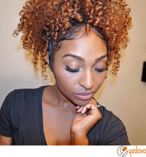 #yodovo, #DelRio, #Melanin she is so beautiful! her curls and her skin are so pretty #Melanin