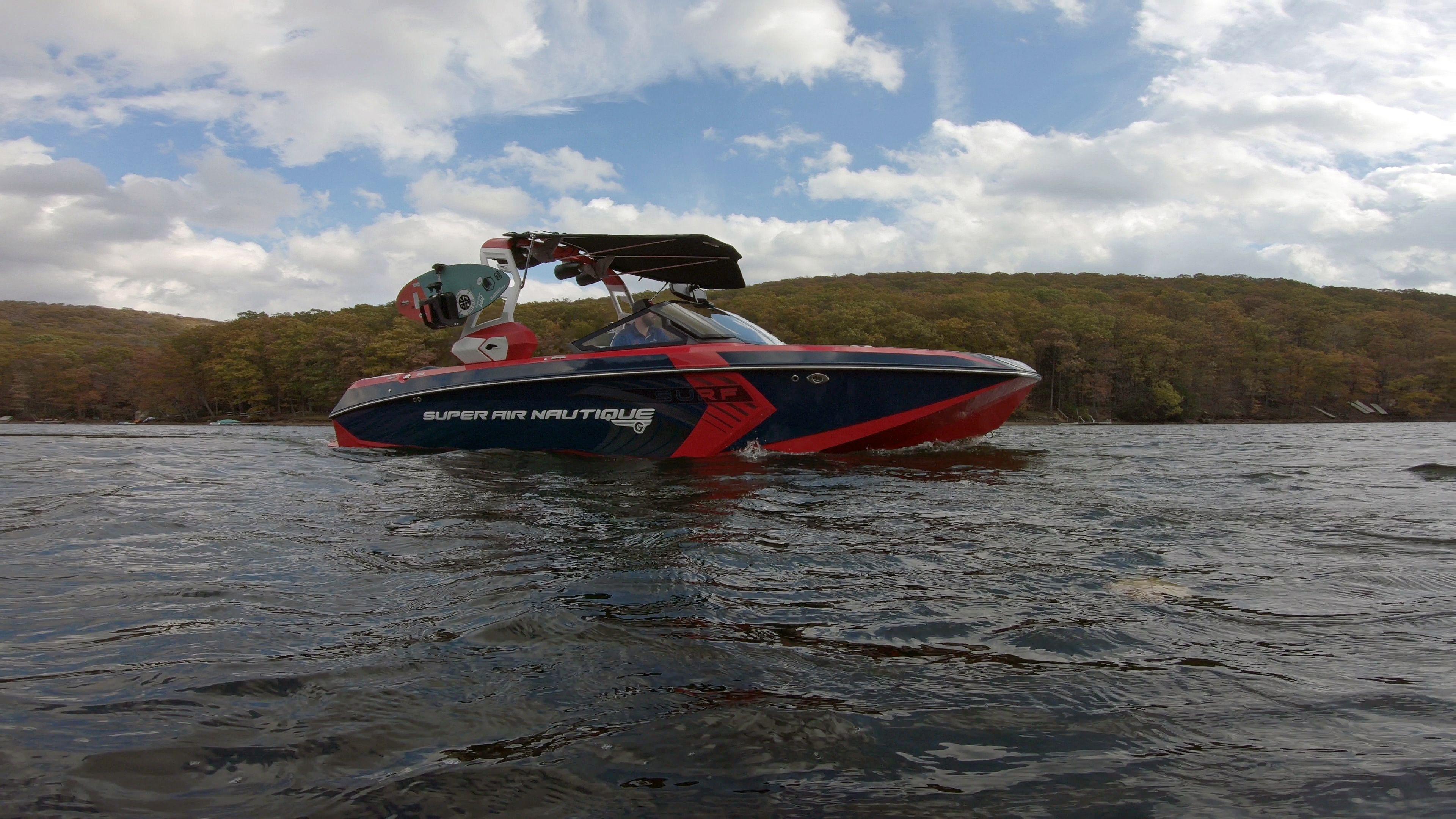 2019 Nautique G23 in Cherry Creek Cove Deep creek lake, Boat