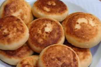 Секретный рецепт вкуснейших сырников - Жемчужинка ...