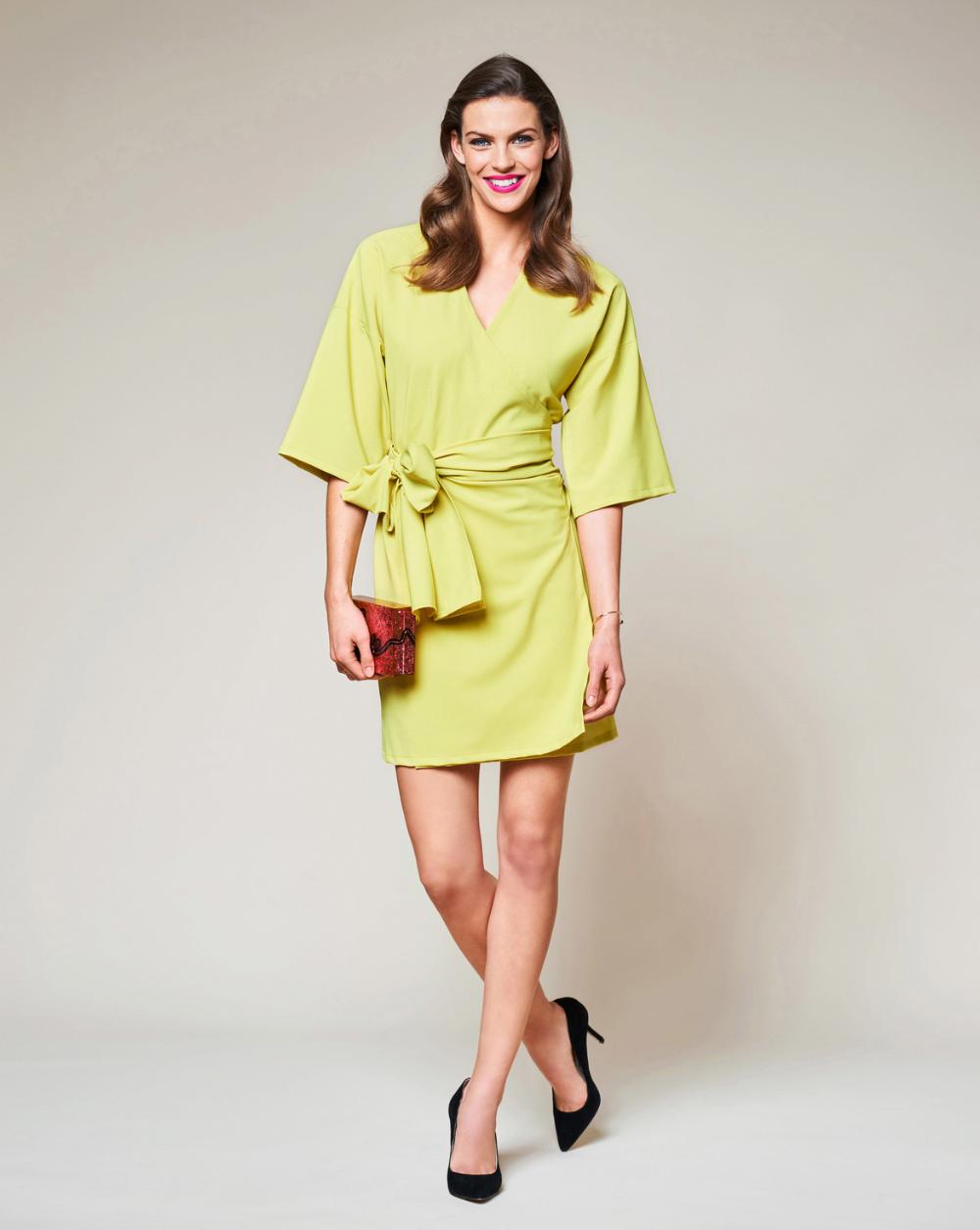 Kleid | Mode zum Selbernähen im burda style Onlineshop.
