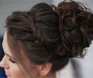 5 Gorgeous Messy Updos For Long Hair Hair Care Styles