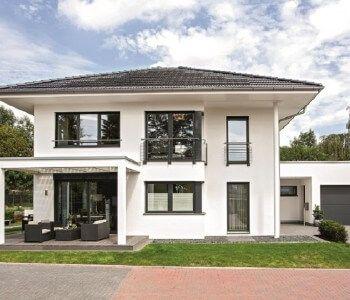 Haus Brettheim city haus 250 weberhaus außenansicht jpg häuser