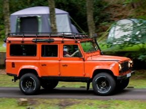 Nene Overland 110 Expedition Roof Rack Land Rover Roof Rack