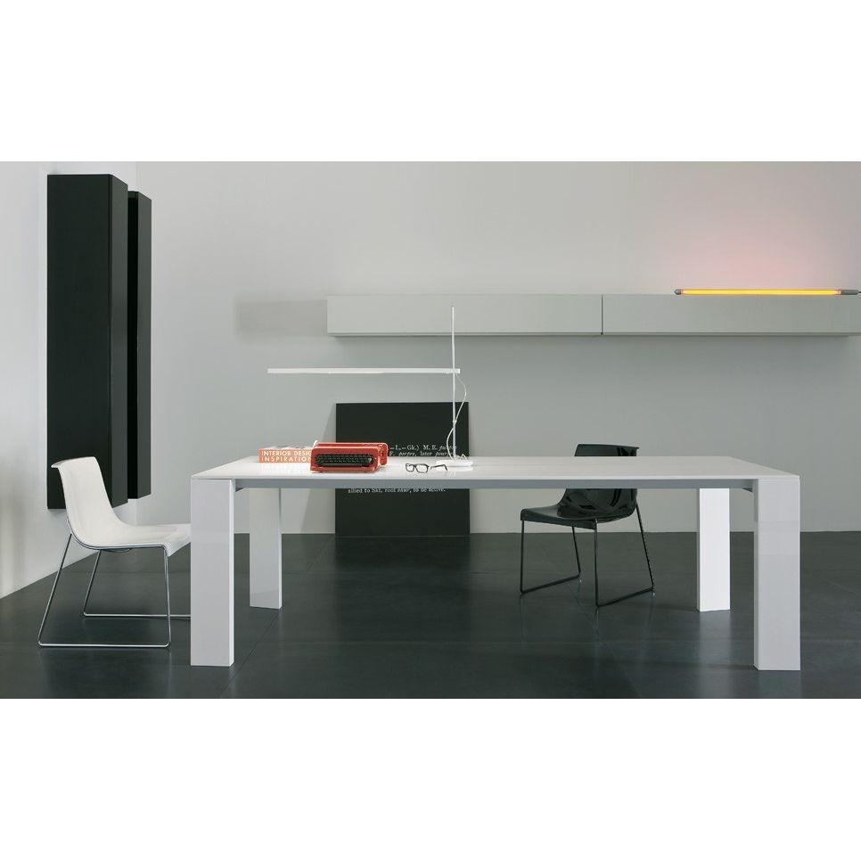 Tavolo Rettangolare Allungabile Moderno.Tavolo Rettangolare Allungabile Pianca Magno Casa Table