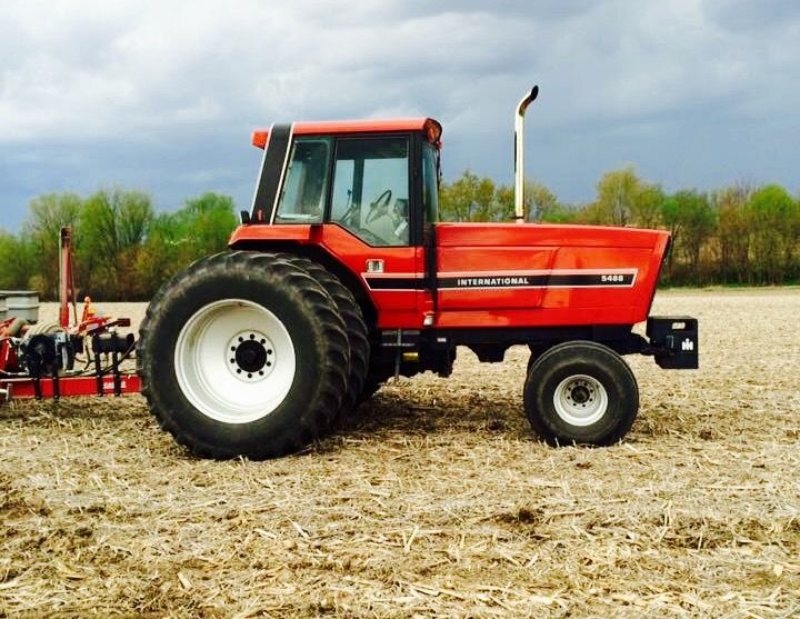Ih 5488 My Farm Now Pinterest Tractors International