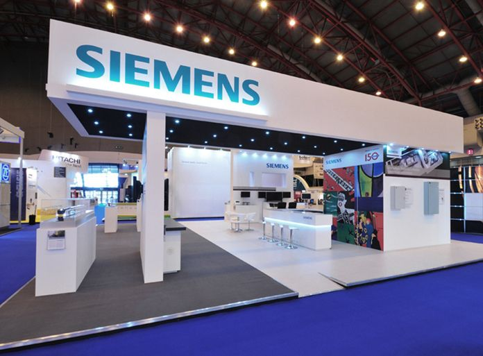 siemens stand google pinterest exhibition booth. Black Bedroom Furniture Sets. Home Design Ideas