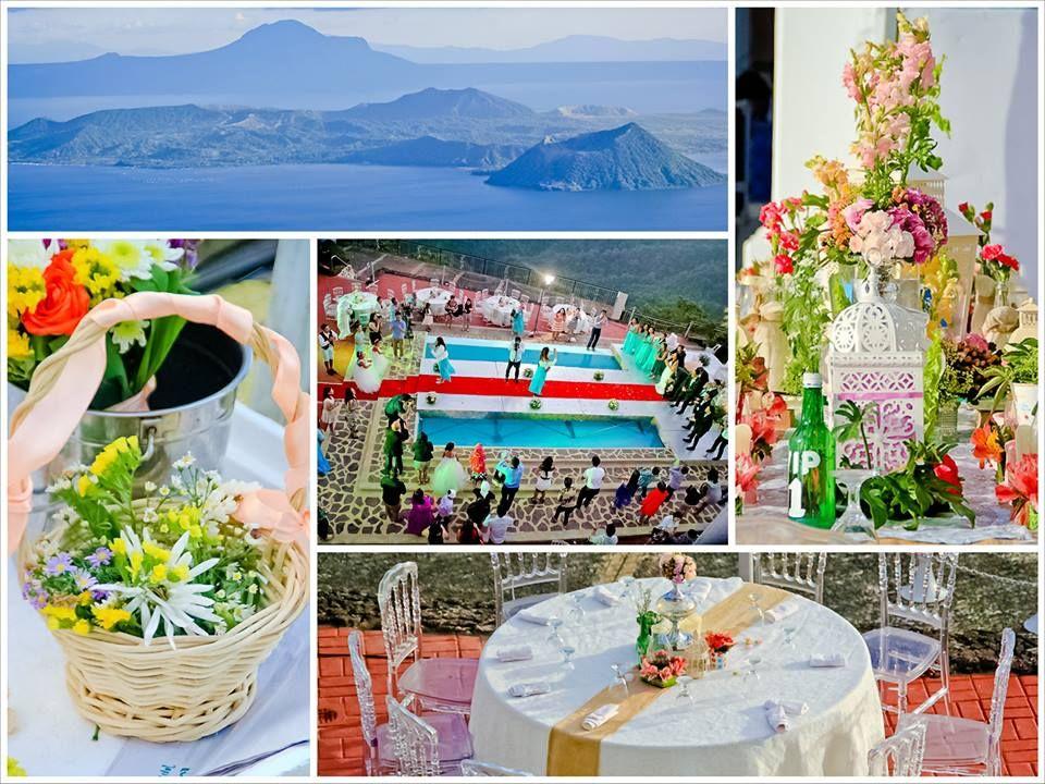 Michael and Jhazel's Wedding @ Casablanca Tagaytay - December 29, 2015